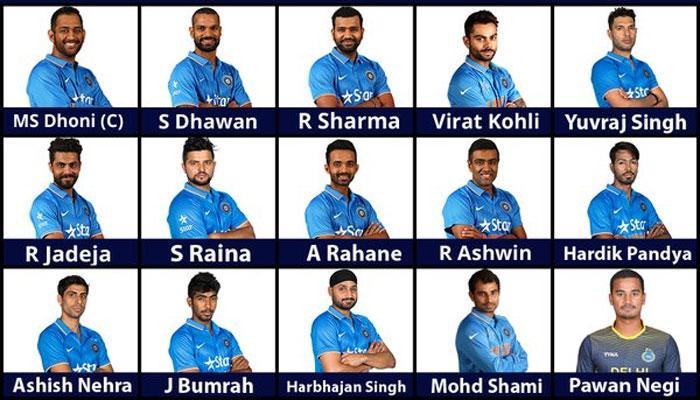 एशिया कप और वर्ल्ड टी-20 के लिए टीम इंडिया का ऐलान; युवराज को फिर मिली जगह, पवन नेगी नया चेहरा