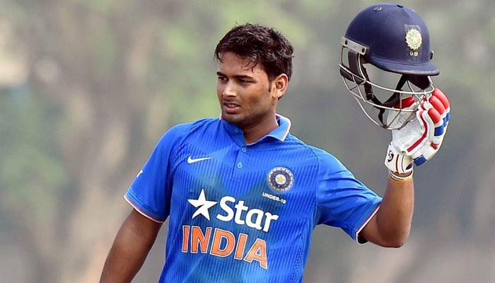 अंडर 19 वर्ल्ड कप: रिषभ पंत के शानदार सेन्चुरी के बदौलत भारत सेमीफाइनल में