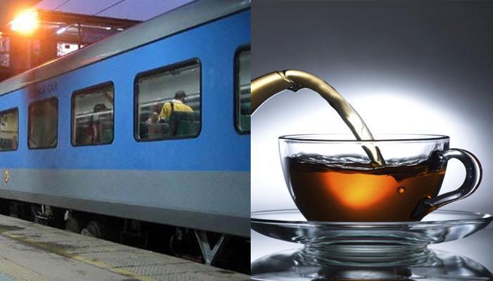 अब ट्रेन में लीजिए कुल्हड़ और तुलसी चाय का मजा, मिलेगी 25 वैरायटी की गर्मागर्म टी