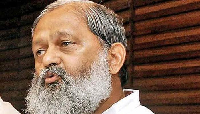 हरियाणा के मंत्री अनिल विज का विवादित बयान- 'जो बिना गोमांस के नहीं रह सकते, हरियाणा नहीं आएं'