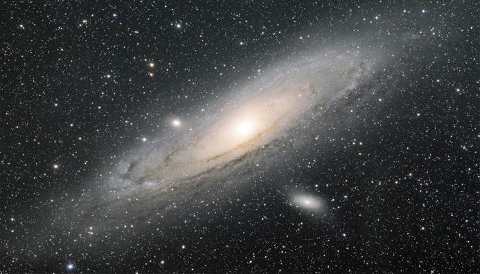 हमारे 'मिल्की वे' के पीछे छिपी हैं सैकड़ों आकाशगंगा