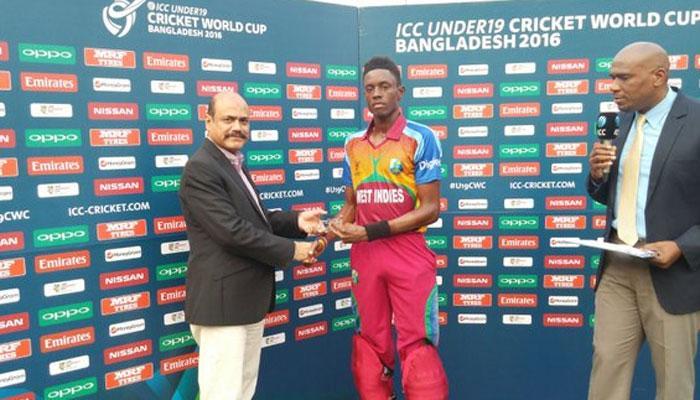 ICC अंडर-19 वर्ल्ड कप: वेस्टइंडीज ने बांग्लादेश को 3 विकेट से हराकर पहुंचा फाइनल में, अब मुकाबला भारत से