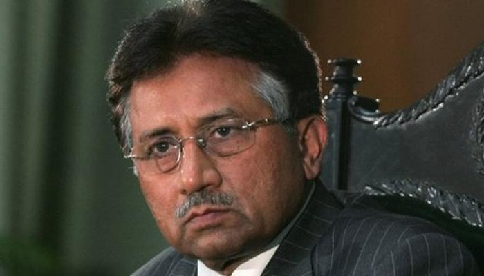 उच्च रक्तचाप की शिकायत के बाद परवेज मुशर्रफ आईसीयू में भर्ती