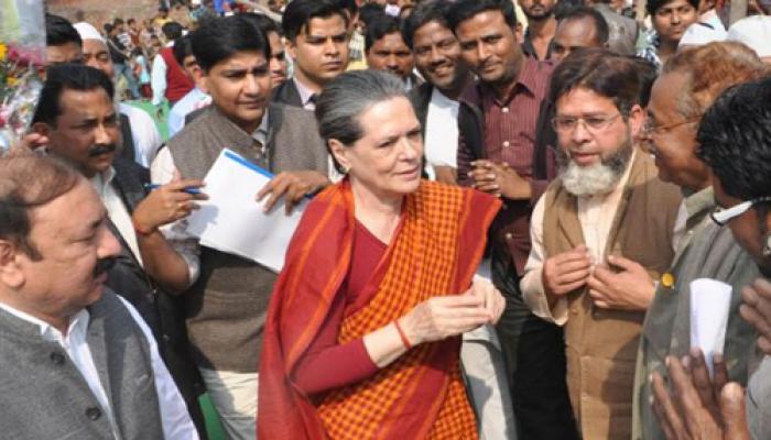 केंद्र की मोदी सरकार का पर्दाफाश करेगी कांग्रेस : सोनिया गांधी