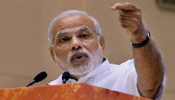 जेएनयू में हंगामे के बीच PM ने शाह, अन्य से की मुलाकात