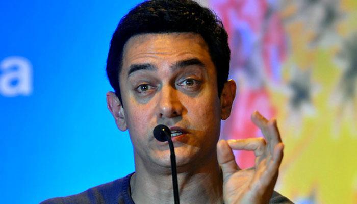'मेक इन इंडिया सप्ताह' में कविता का पाठ करने वाले थे आमिर