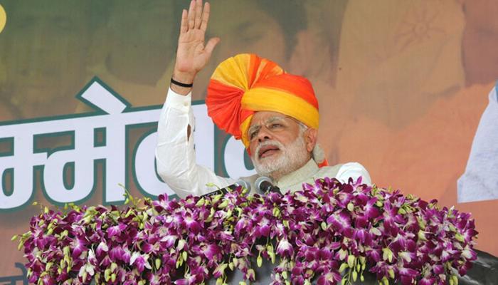 फसल बीमा योजना लांच, PM मोदी बोले- एक किसान को भी नुकसान पर मिलेगा बीमा का लाभ