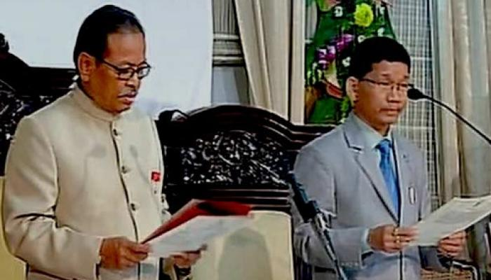 अरुणाचल में राष्ट्रपति शासन खत्म, कांग्रेस के बागी कलिखो पुल बने नए मुख्यमंत्री
