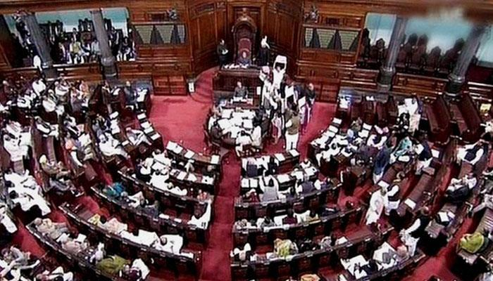 JNU और वेमुला खुदकुशी मुद्दे पर राज्यसभा में घमासान, मायावती ने केंद्र सरकार को दलित विरोधी बताया