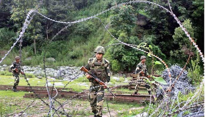 भारतीय सेना ने सीमा पर पाकिस्तान से आ रही 30 मीटर लंबी सुरंग का पता लगाया