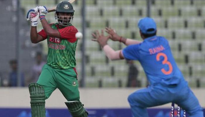 एशिया कप 2016, फाइनल : बांग्लादेश के खिलाफ टॉस जीतकर धोनी ने किया गेंदबाजी का फैसला, 15-15 ओवर का होगा मैच