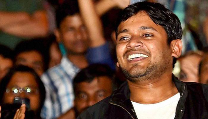 'क्या भाषण से पहले तथ्यों की जांच की थी '- JNU प्रोफेसर का कन्हैया से सवाल-