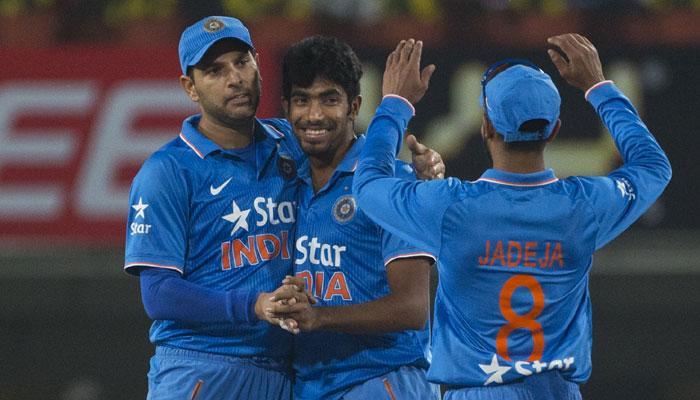 आईसीसी T20 वर्ल्ड कप: भारत ने वेस्टइंडीज को 45 रनों से हराया
