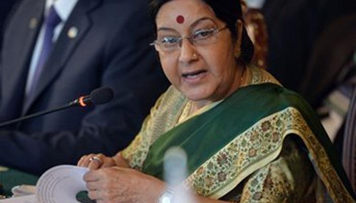 सार्क बैठक और पाकिस्तान के साथ द्विपक्षीय बातचीत के बाद सुषमा स्वराज स्वदेश रवाना