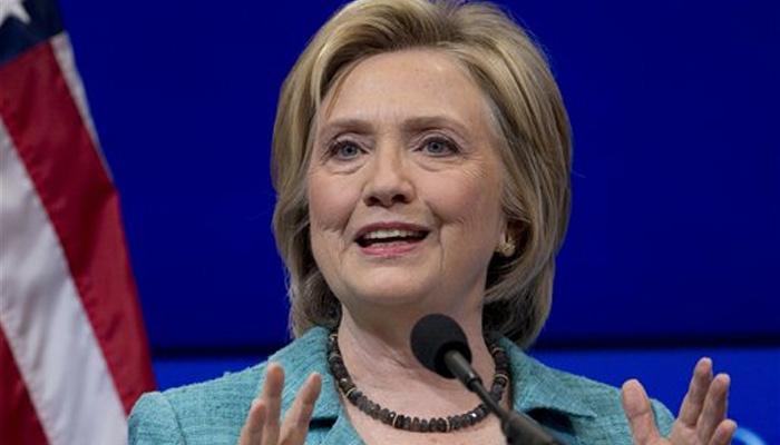 हिलेरी क्लिंटन ने सुपर ट्यूजडे 2.0 में पांचों प्राइमरी चुनाव जीते