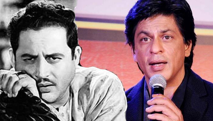 रुपहले पर्दे पर गुरुदत्त का किरदार निभाना चाहते हैं शाहरुख
