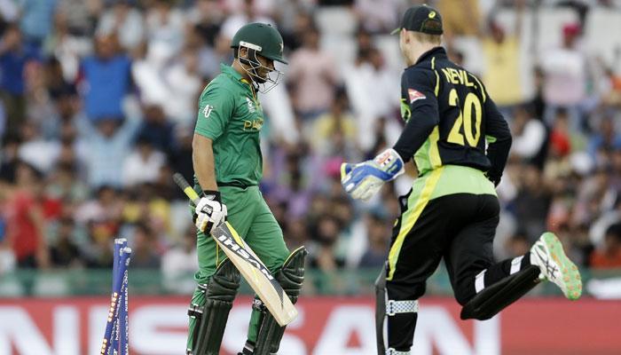 आस्ट्रेलिया से हारा पाकिस्तान, टी-20 वर्ल्ड कप से हुआ बाहर