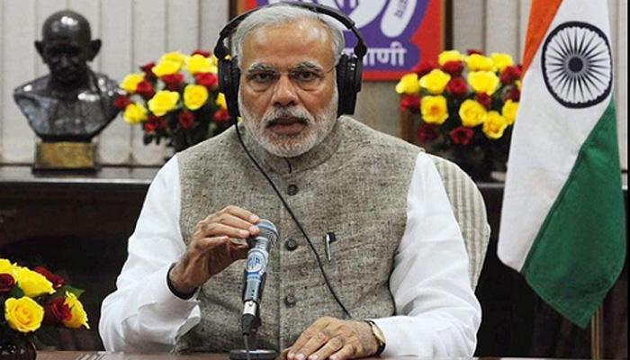 चुनाव आयोग ने रविवार को PM की 'मन की बात' की मंजूरी दी