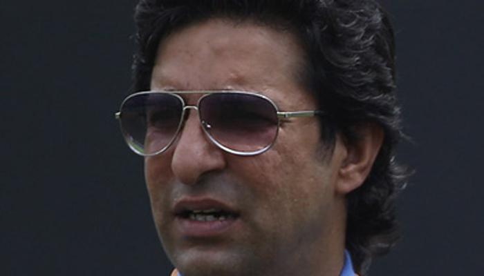 भारत-ऑस्ट्रेलिया मैच के बाद न्यूज चैनल के लाइव शो में वसीम अकरम पर हुआ हमला, देखें वीडियो