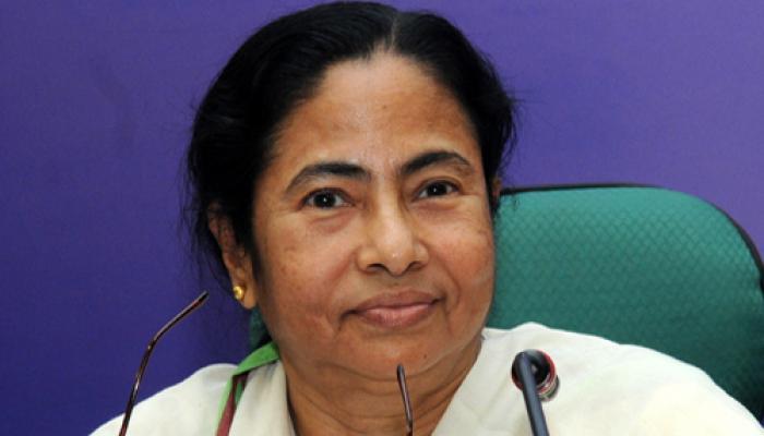 ममता ने माकपा-कांग्रेस के गठबंधन का उड़ाया मजाक