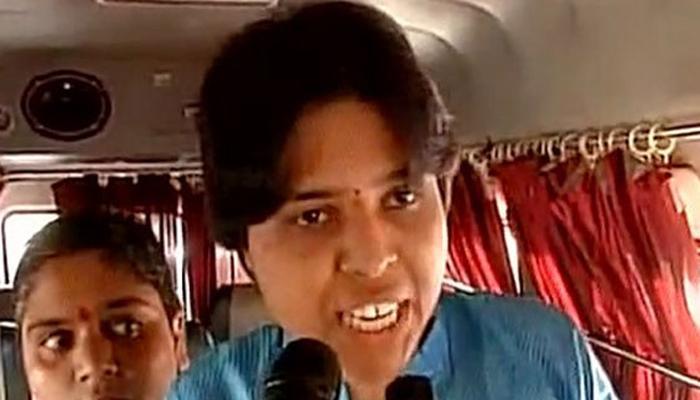 शनि शिंगणापुर मंदिर में प्रवेश के लिए भूमाता ब्रिगेड का आंदोलन एक राजनीतिक स्टंट: भाजपा
