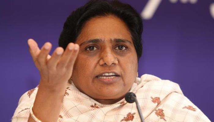 'स्टैण्ड अप इंडिया' है चुनावी ड्रामेबाजी: मायावती