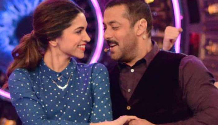 सिल्वर स्क्रीन पर जल्द 'रोमांस' करते नजर आएंगे सलमान खान और दीपिका पादुकोण!
