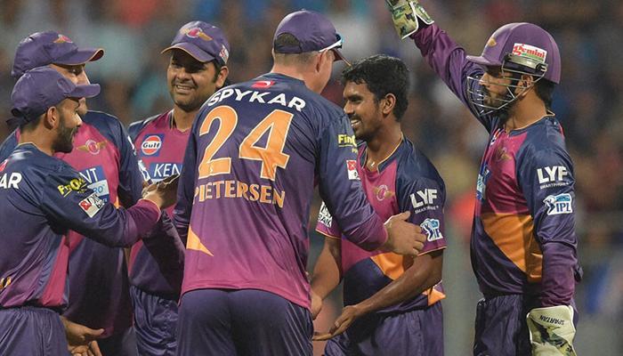 आईपीएल 9: मुंबई को हराने के बाद पुणे के कप्तान धोनी ने कहा...