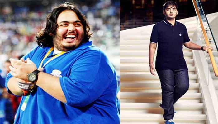 जूनियर अंबानी ने ये तरीके अपनाकर 108 किलो घटाया अपना वजन