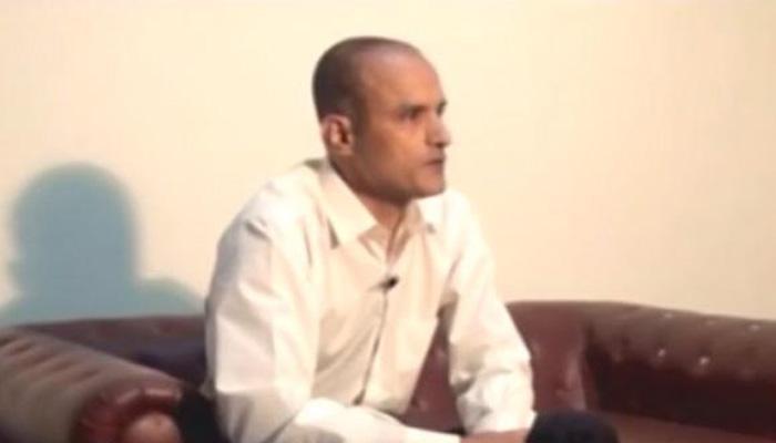 पाकिस्तान में कथित भारतीय जासूस पर आतंकवाद एवं विध्वंस का आरोप