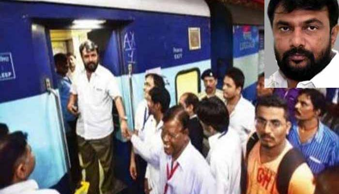 पसंदीदा सीट न मिलने और ट्रेन रोकने पर शिवसेना विधायक की सफाई- यात्रियों के लिए ऐसा किया