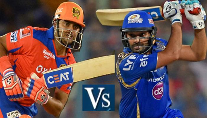 IPL PREVIEW : मुंबई इंडियंस भिड़ेगी कल आत्मविश्वास से लबरेज गुजरात लायंस से