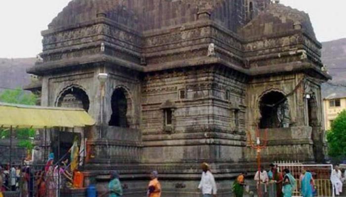 त्रयंबकेश्वर मंदिर में महिलाओं को सशर्त प्रवेश की अनुमति