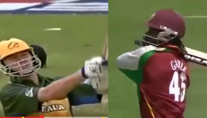 देखें: क्रिकेट के इतिहास में अब तक लगे सबसे लंबे छक्के- वैसे 'सिक्स' भी जो स्टेडियम से हुए बाहर