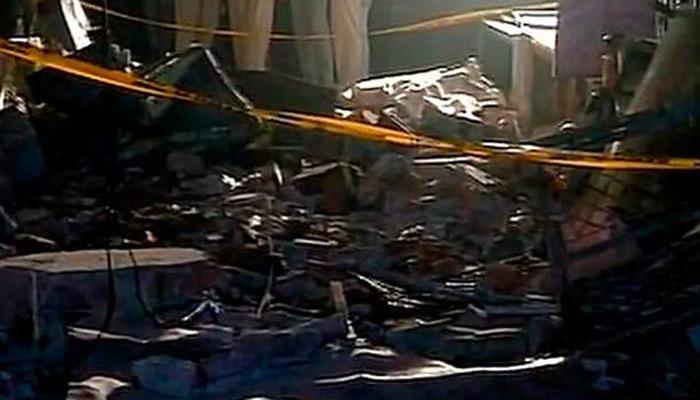 दिल्ली में रसोई गैस सिलेंडर विस्फोट में 6 लोगों की मौत