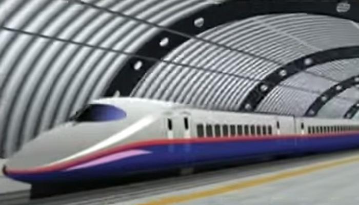 समंदर के अंदर दौड़ेगी भारत की पहली बुलेट ट्रेन! सिर्फ 2 घंटे में मुंबई से अहमदाबाद का सफर, देखें VIDEO