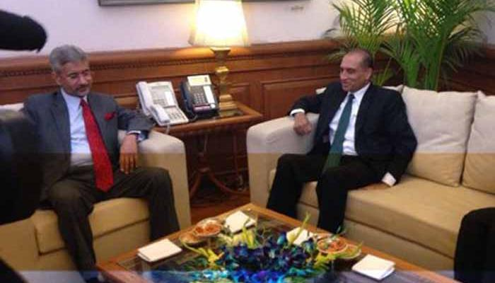 भारत-पाकिस्तान के विदेश सचिवों के बीच हुई वार्ता; कश्मीर, आतंकवाद का मुद्दा रहा हावी