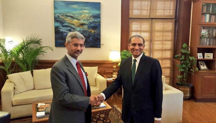 भारतीय विदेश सचिव से वार्ता का कोई महत्वपूर्ण नतीजा नहीं: पाक विदेश सचिव एजाज अहमद