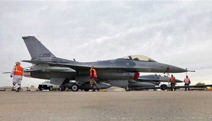 पाकिस्तान को एफ-16 देने के लिए करदाताओं के धन का इस्तेमाल नहीं करेगा अमेरिका: रिपोर्ट