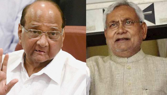 PM पद के लिए शरद पवार की पसंद नीतीश, बीजेपी विरोधी खेमे में अभी से मचा घमासान