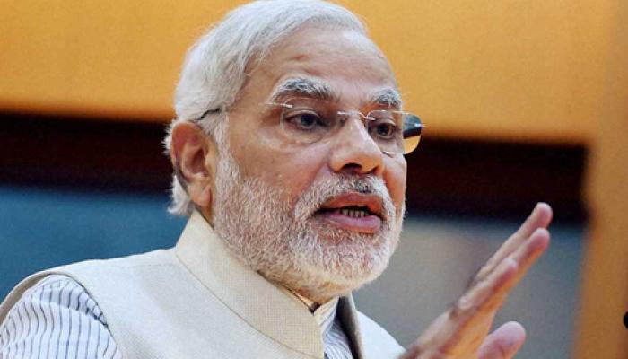 पीएम मोदी ने गांधी परिवार पर साधा निशाना- सिर्फ एक परिवार के नाम पर योजनाओं का हुआ नामकरण