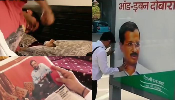 दिल्ली में ऑड-ईवन का विज्ञापन: Ad से फूटते गुस्से और झुंझलाहट का VIDEO हुआ वायरल
