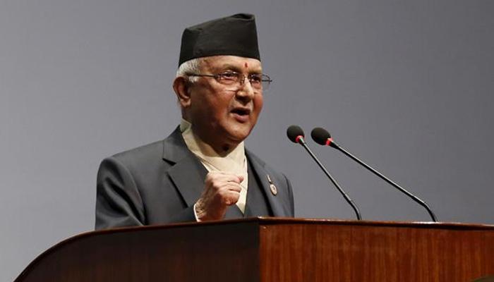 नेपाल में माओवादी ओली सरकार से नहीं लेंगे समर्थन वापस