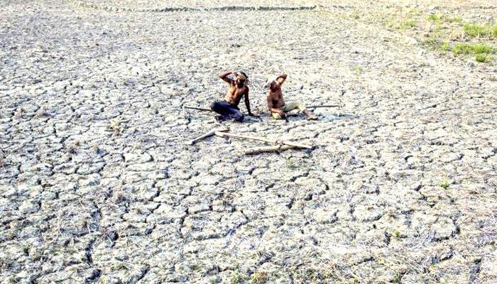 उत्तरप्रदेश ने सूखे की स्थिति से निपटने के लिए 11 हजार करोड़ रूपये मांगे