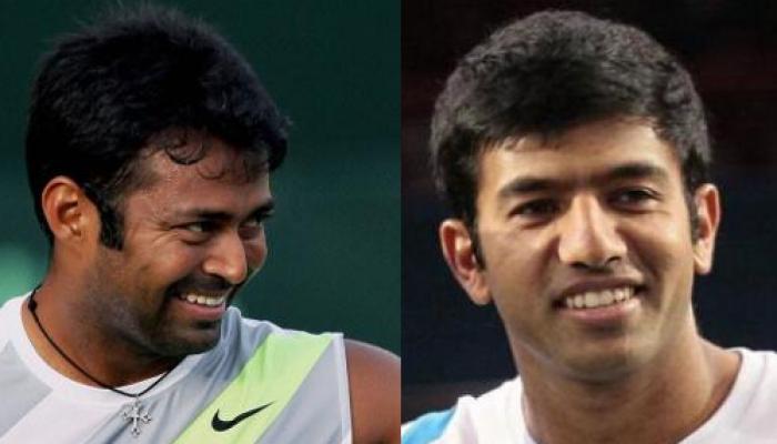 ATP विश्व रैंकिंग में बोपन्ना खिसके, पेस आगे बढ़े