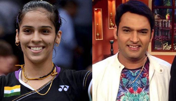जानिये, सायना नेहवाल के लिए किस तरह भाग्यशाली हैं कॉमेडियन कपिल शर्मा?