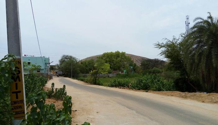 टिटिलागढ़: 'अंगारों' सी तपती जमीन पर शांति और सुकून के पल