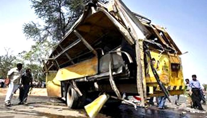 तेलंगाना में हुए भीषण सड़क हादसे में 15 लोगों की मौत