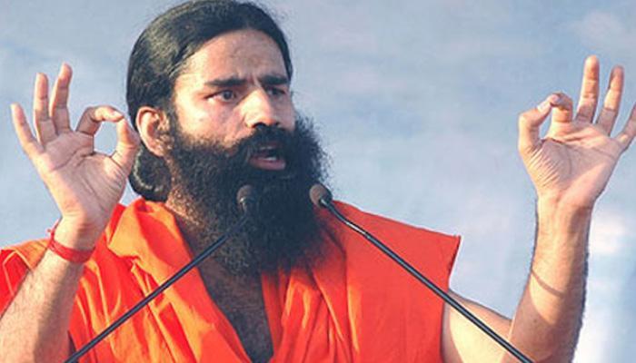 योग गुरु रामदेव ने की सपा प्रमुख मुलायम सिंह यादव से मुलाकात