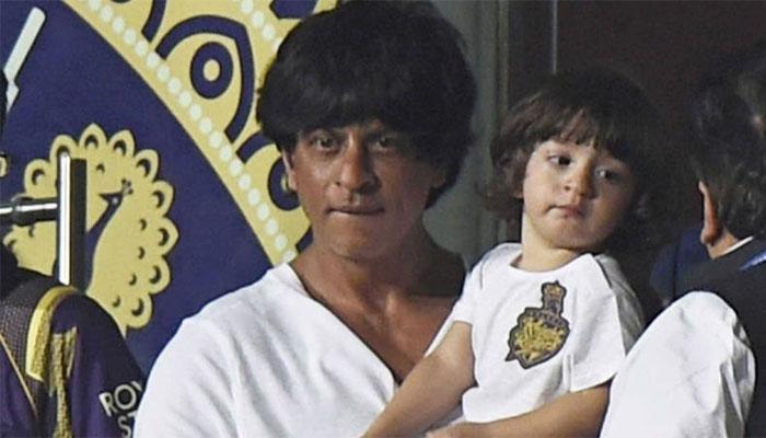 ..जब IPL मैच में शाहरुख के बेटे अबराम ने परिणीति चोपड़ा से की लड़ाई, देखें वीडियो